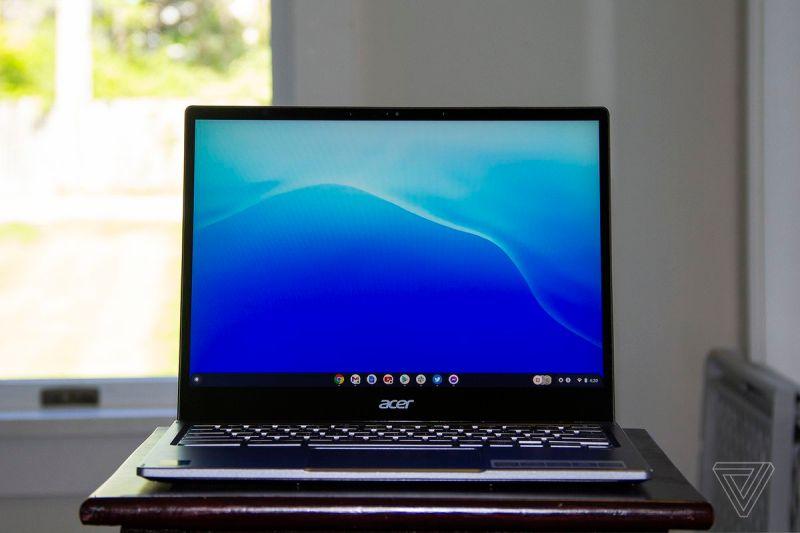 Miglior laptop economico 2021: Acer Chromebook Spin 713