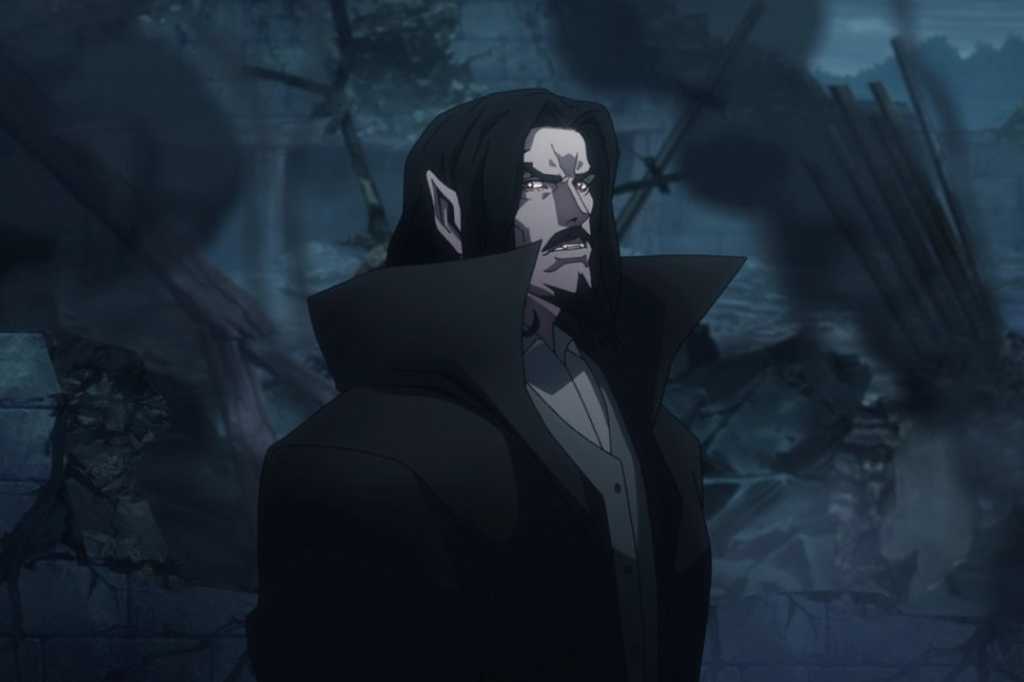 Image result for castlevania tv series