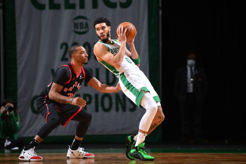 Celtics head into All-Star break on high note, win 132-125 over Raptors -  CelticsBlog