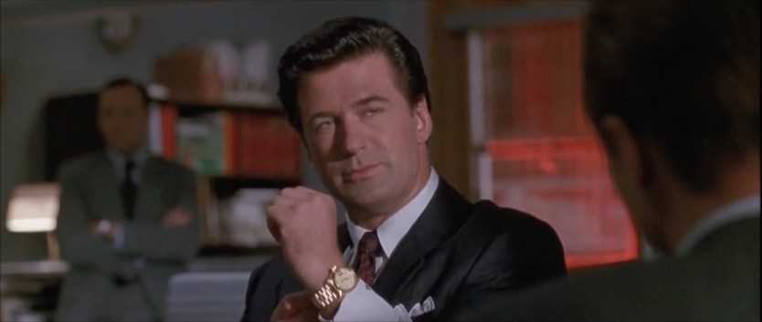 Alec Baldwin's 'Glengarry Glen Ross' Monologue Is Perfect — But Is ...