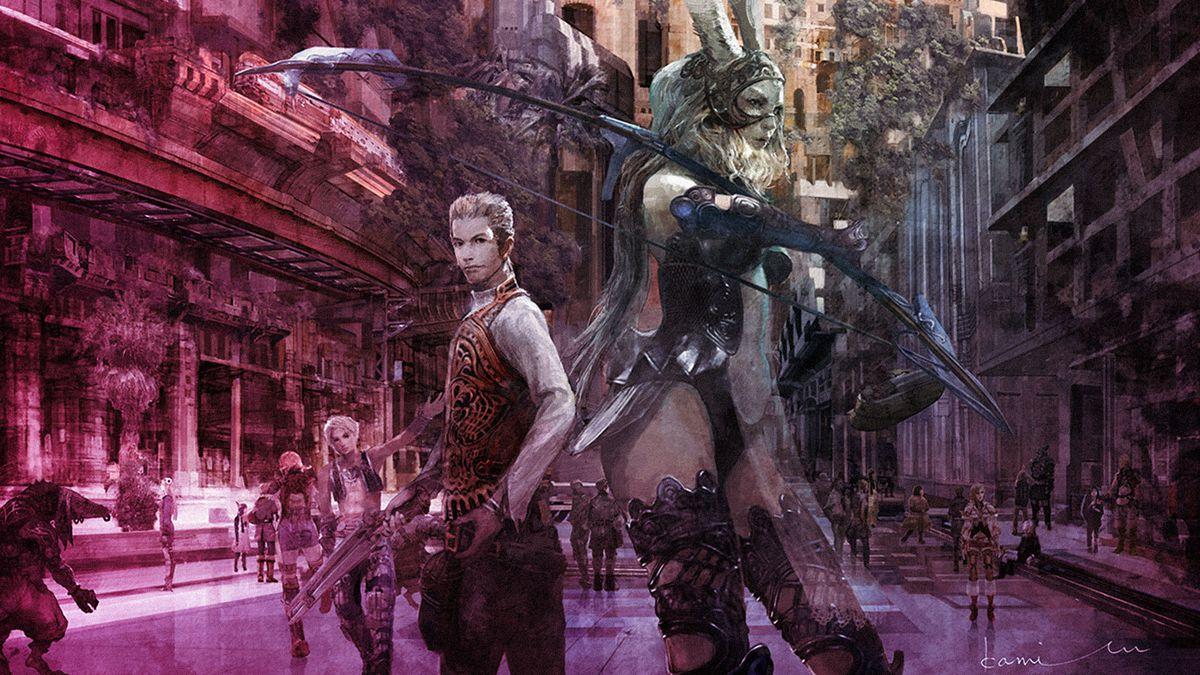 Final Fantasy 12 The Zodiac Age Review Polygon