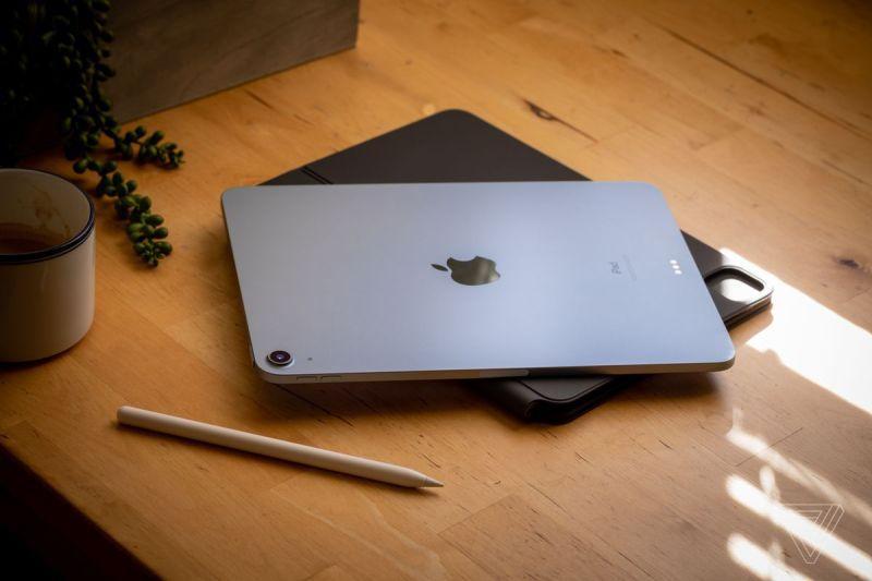 L'iPad Air 2020 ha lo stesso design e forma dell'iPad Pro da 11 pollici