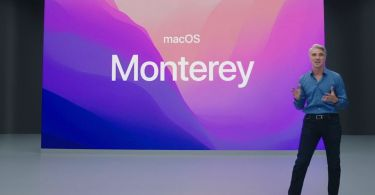 macOS Monterey lets you run Shortcuts and share input and files between Macs and iPads