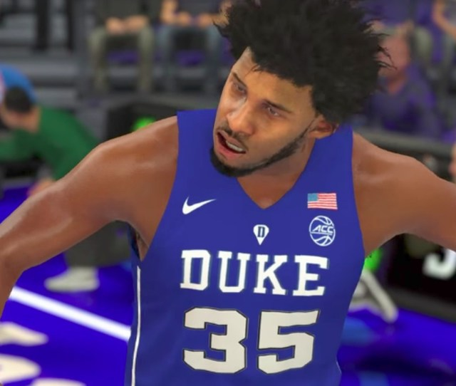Heres How You Can Play A College Basketball Version Of Nba 2k18 Sbnation Com