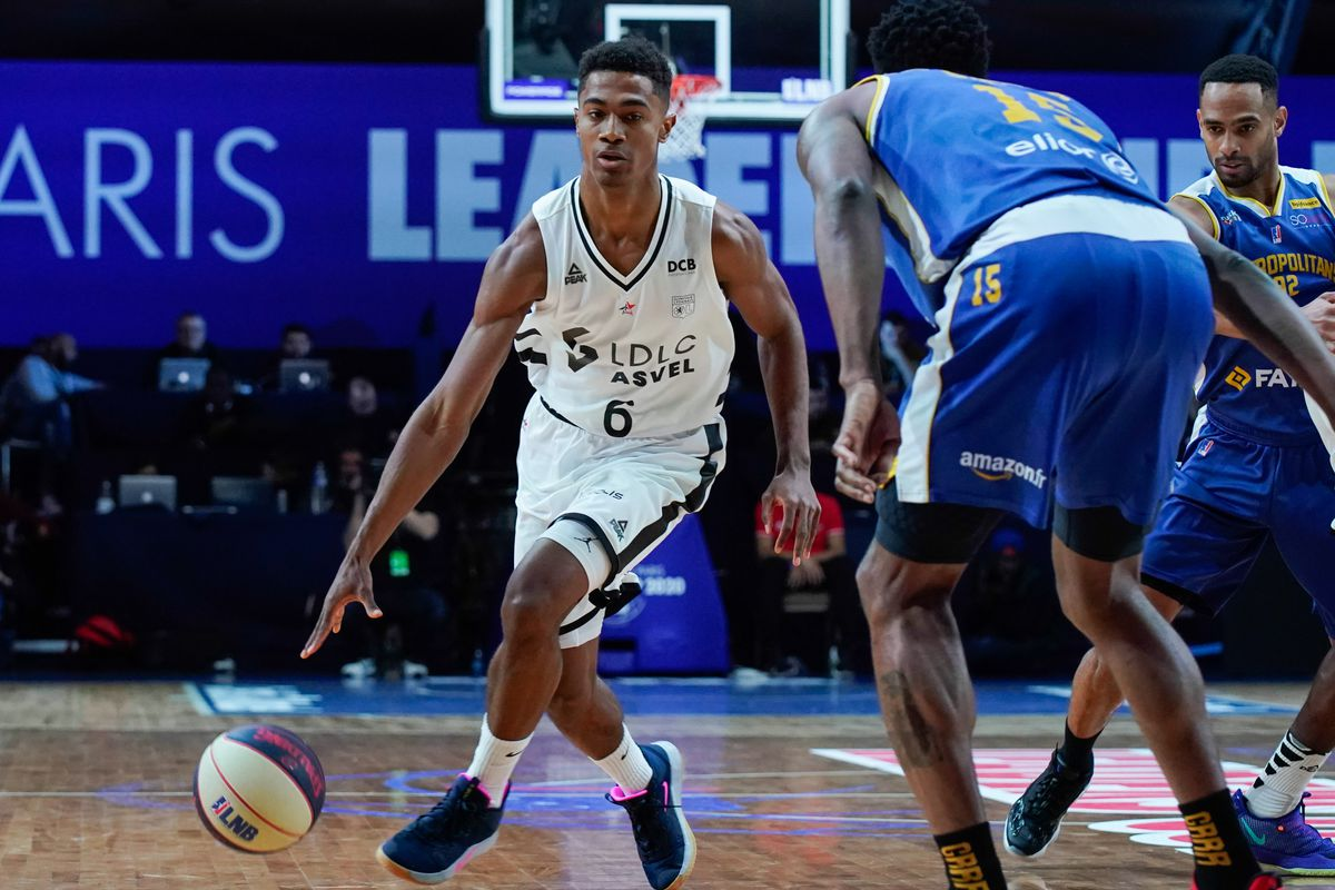 Theo Maledon scouting report: Best, worst destinations in 2020 NBA Draft -  DraftKings Nation