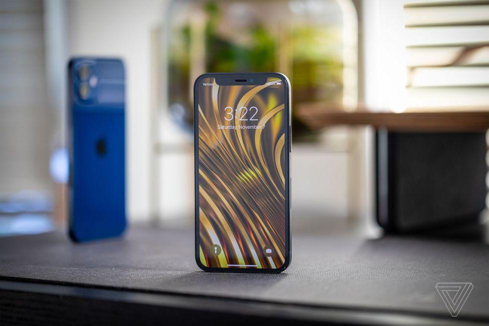 The iPhone 12 mini