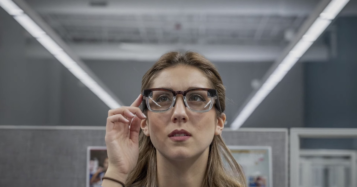 Vuzix's new microLED smart glasses look like eyewear you'd want to wear in public