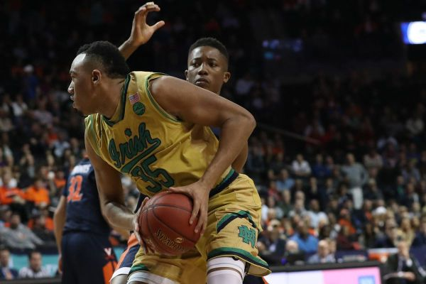 Notre Dame Basketball: DePaul Game Preview - One Foot Down