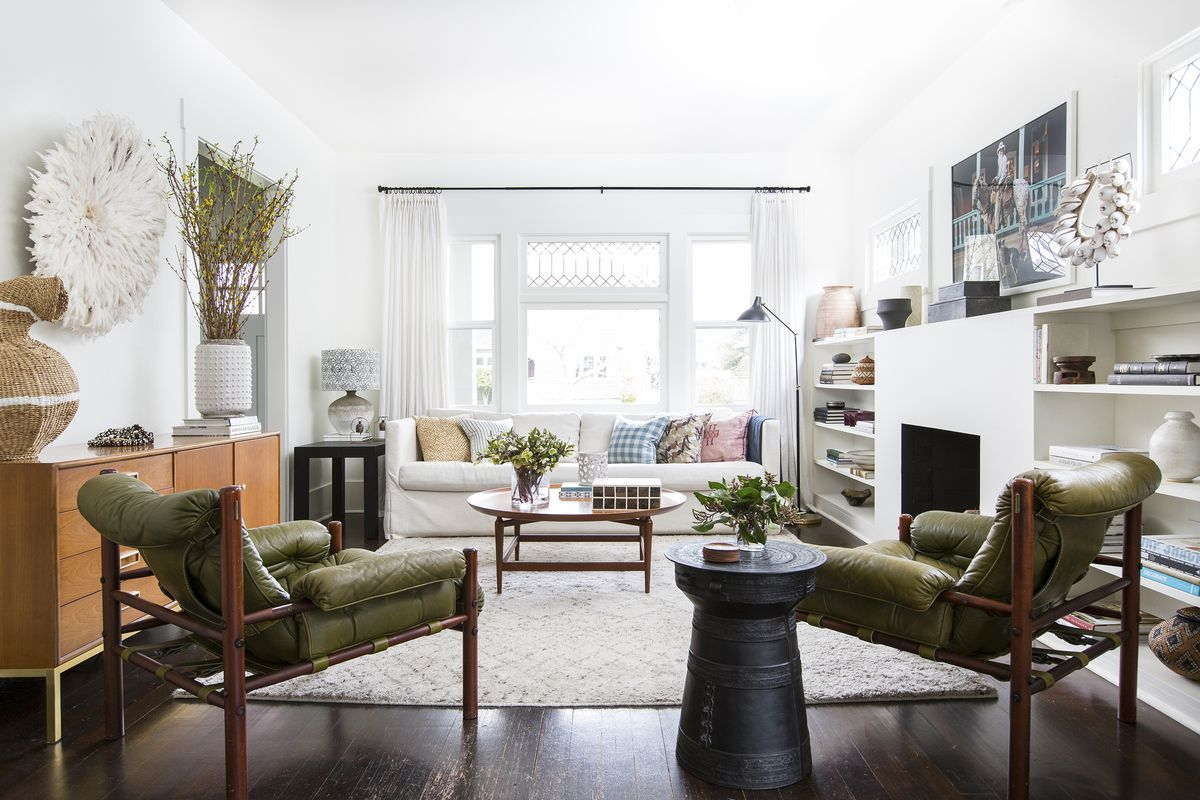 How to design the perfect living room - Curbed on Living Room:5J0Grrq-Soy= Curtains Design  id=61360