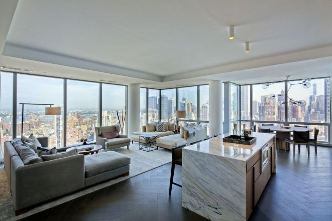 Tom Brady S Nyc Apartments Are High End Paparazzi Proof Condos
