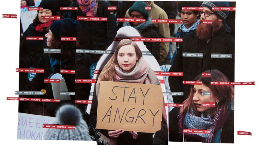 Image result for anti me too protest
