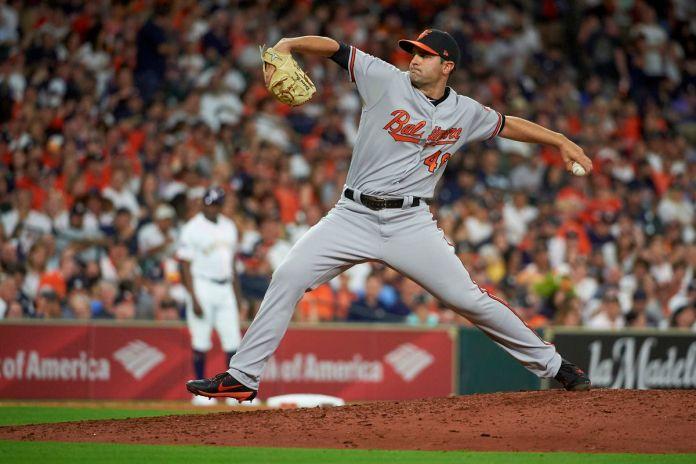 Baltimore Orioles v. Houston Astros