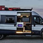 Italian Car Company Fiat Goes Big With Sporty Camper Vans Curbed