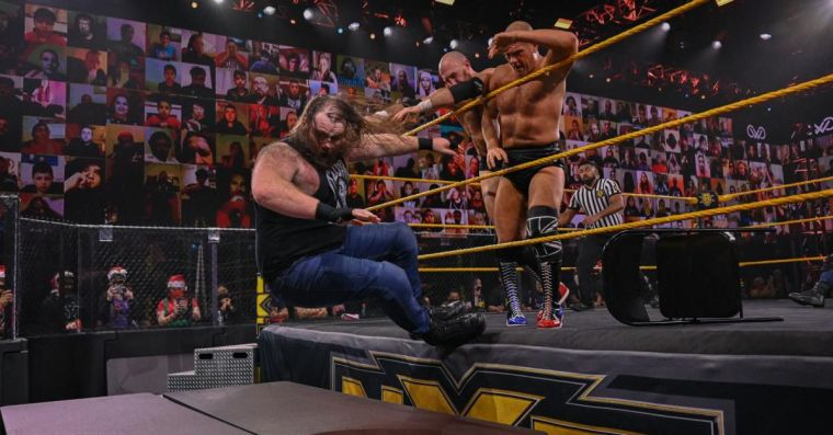 NXT loses viewers despite going unopposed by Dynamite