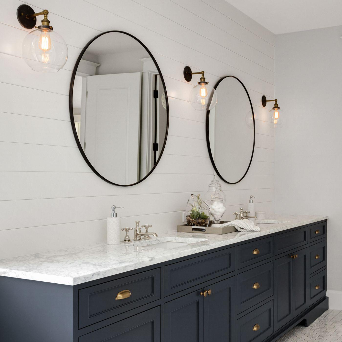 best lighting fixtures for bathrooms