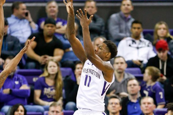 Instant: Huskies season ends to three-point barrage from ...