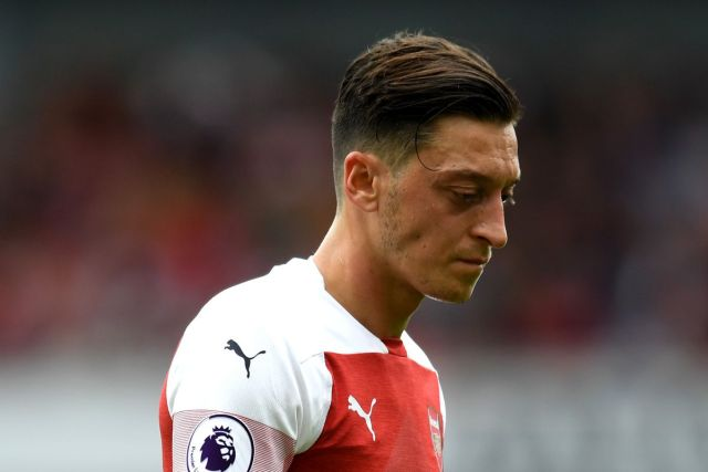 for real, behold the world's worst poem about mesut ozil