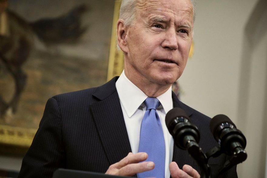 President Biden Delivers Remarks On Colonial Pipeline Hack