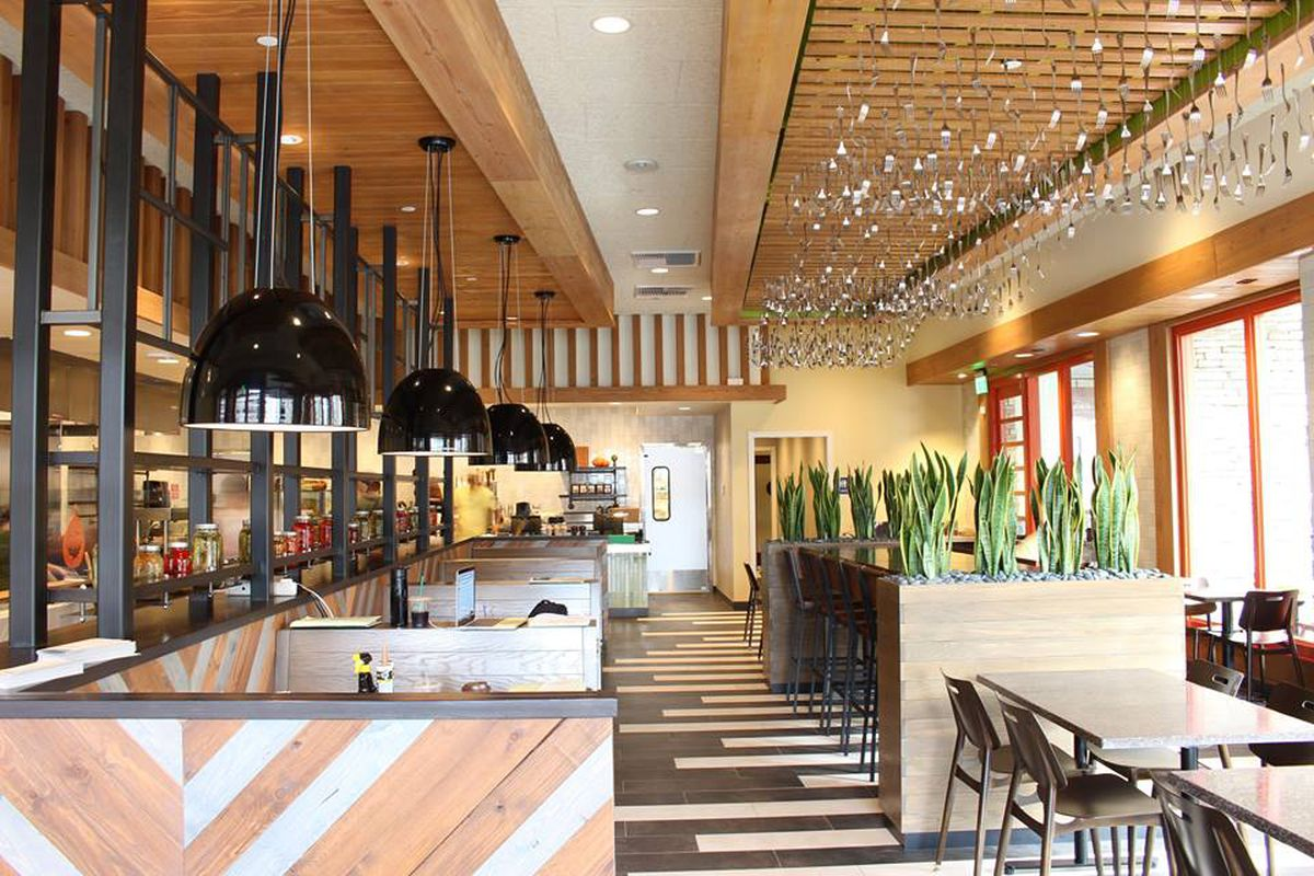 Danny Meyer Backed Fast Casual Chain Tender Greens Plots