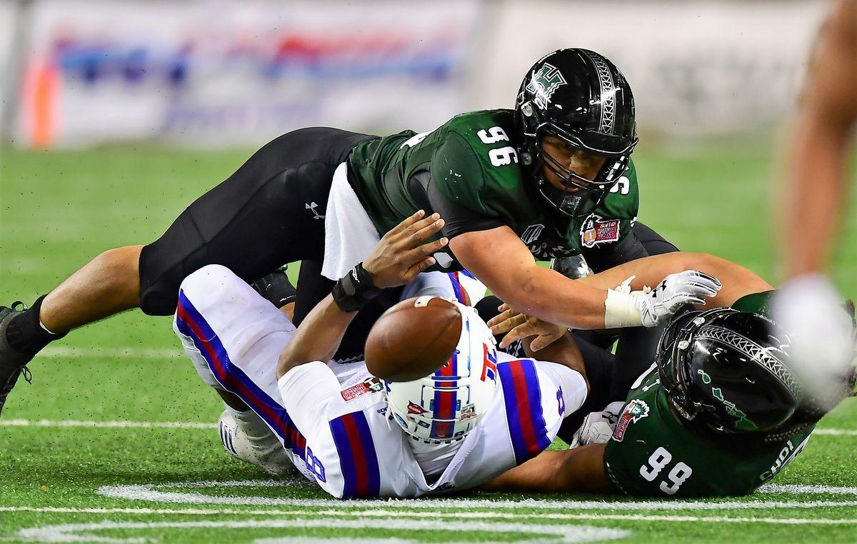 Football NCAA: Hawaii Bowl-Louisiana Tech contre Hawaii