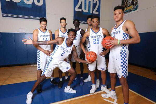 Kentucky Basketball MVP through 6 games - A Sea Of Blue