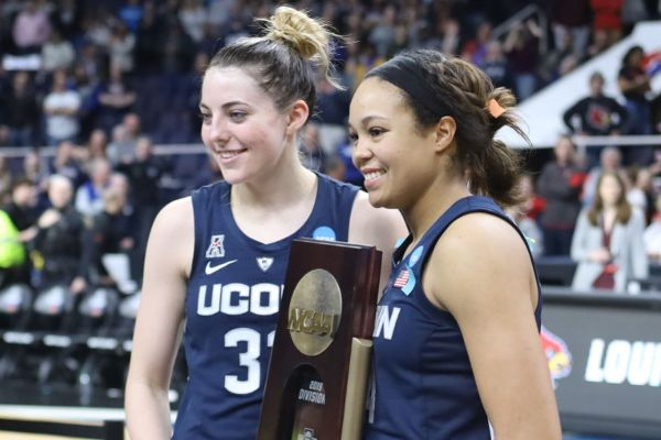 UConn Women's Basketball: Napheesa Collier and Katie Lou ...