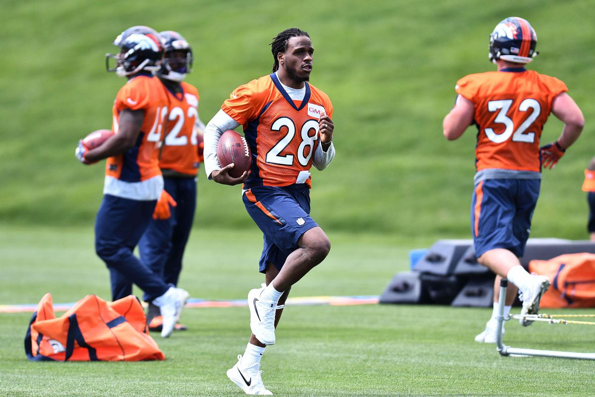 Broncos Roster 2017: Running Back, Jamaal Charles