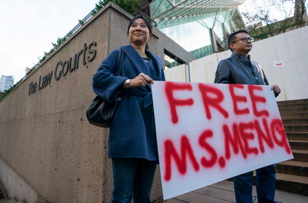 Bail Hearing Continues For Huawei Technologies CFO Meng Wanzhou In Vancouver