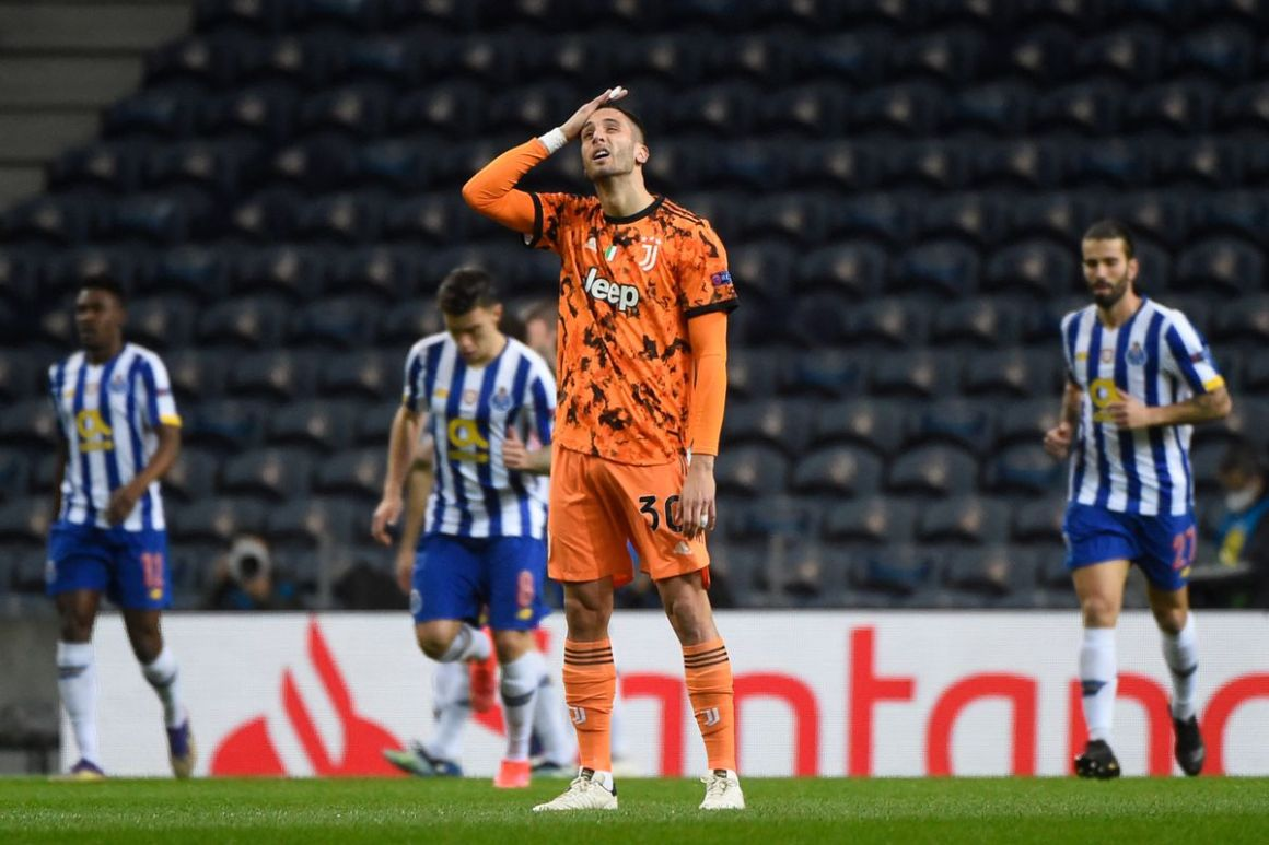 Juventus 1 - Porto 2: Initial reaction and random observations - Black &  White & Read All Over