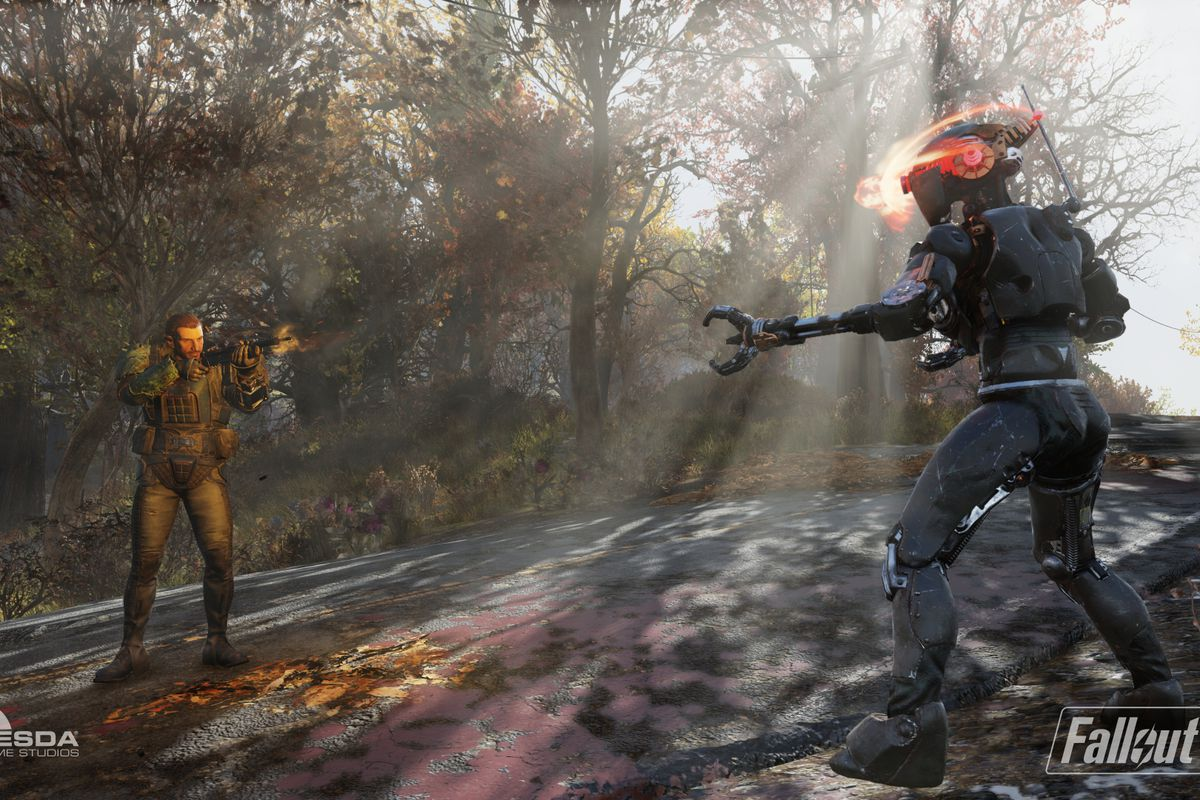 Fallout 76s Beta Times For PS4 PC Announced Polygon