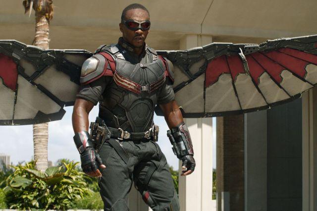 Hasil gambar untuk falcon avengers
