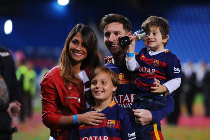 Image result for messi wife