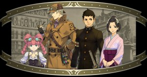 Capcom announces Great Ace Attorney Chronicles for Switch, PS4, Steam
