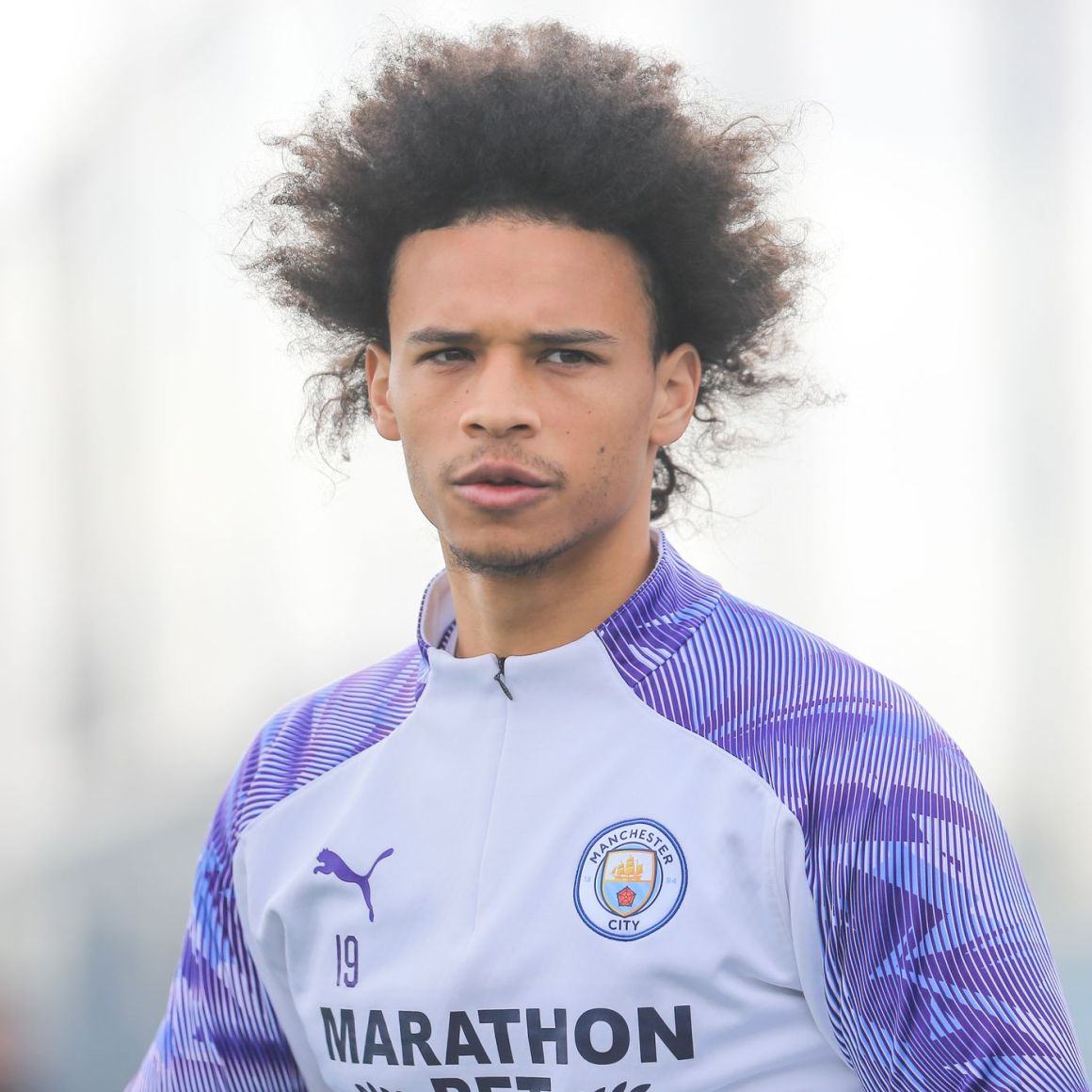 Leroy Sane Nearing Manchester City Exit - Bitter and Blue