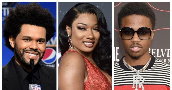 The Weeknd, Megan Thee Stallion and Roddy Ricch lead nominees for iHeartRadio Music Award