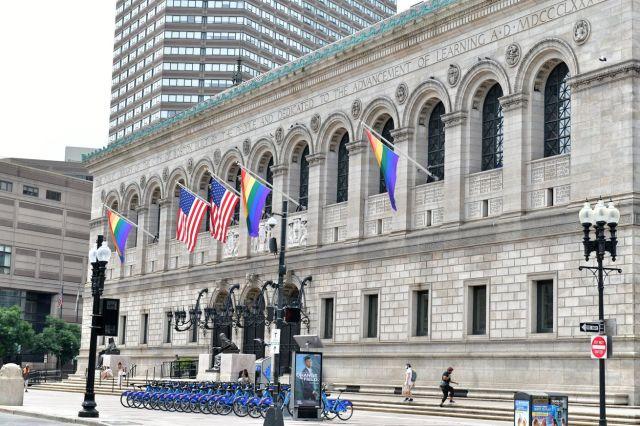 Cities Across U.S. Show Pride In June