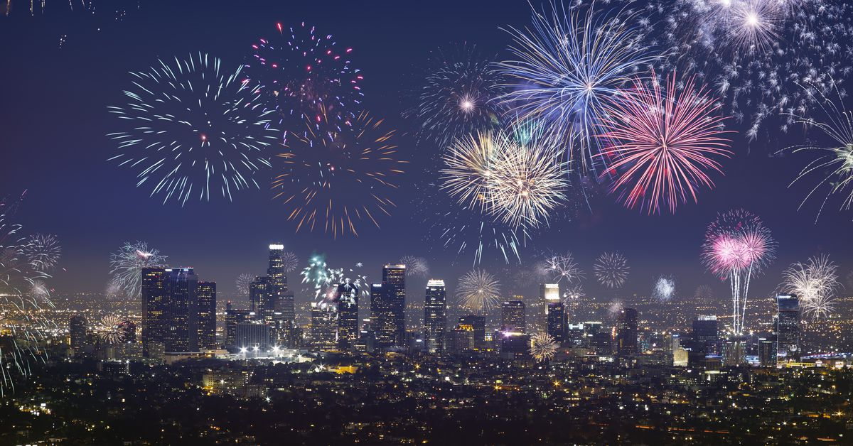 Where to watch Fourth of July fireworks in LA