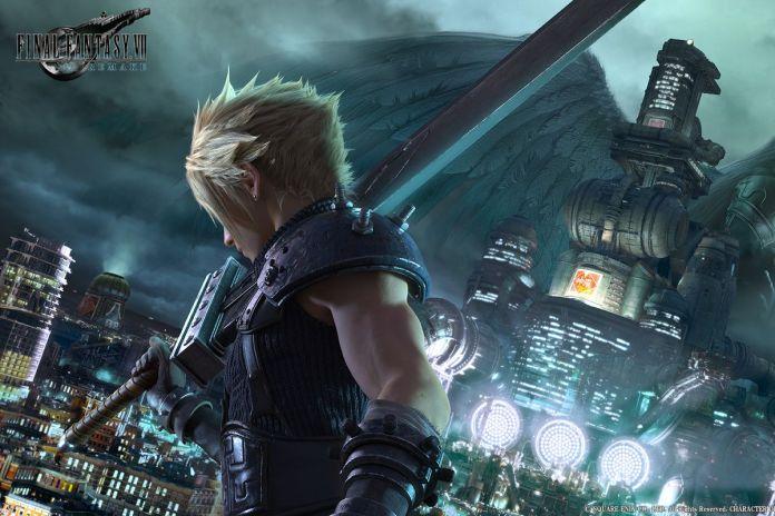 Image result for Final Fantasy VII