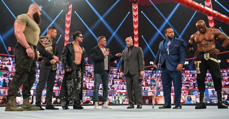 WWE Raw results, recap, reactions (Feb. 22, 2021): Bait and switch