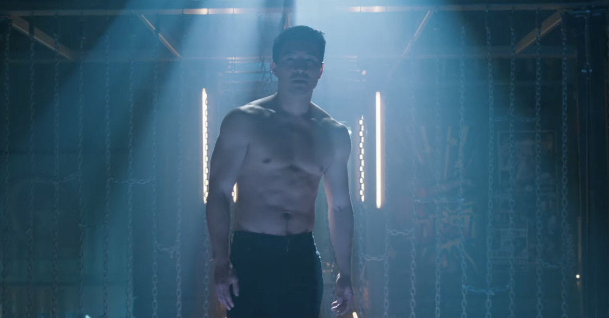 The first trailer for Shang-Chi and the Legend of the Ten Rings debuts Marvel's latest martial arts hero