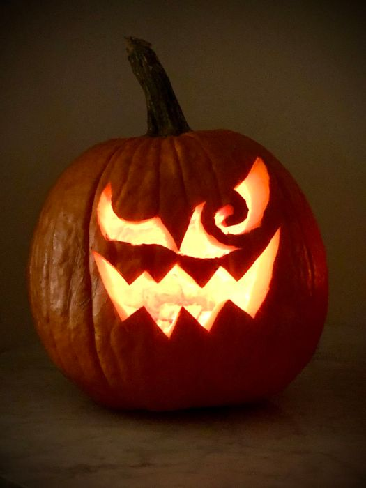 Scary video game jack-o-lanterns from Polygon's staff 7