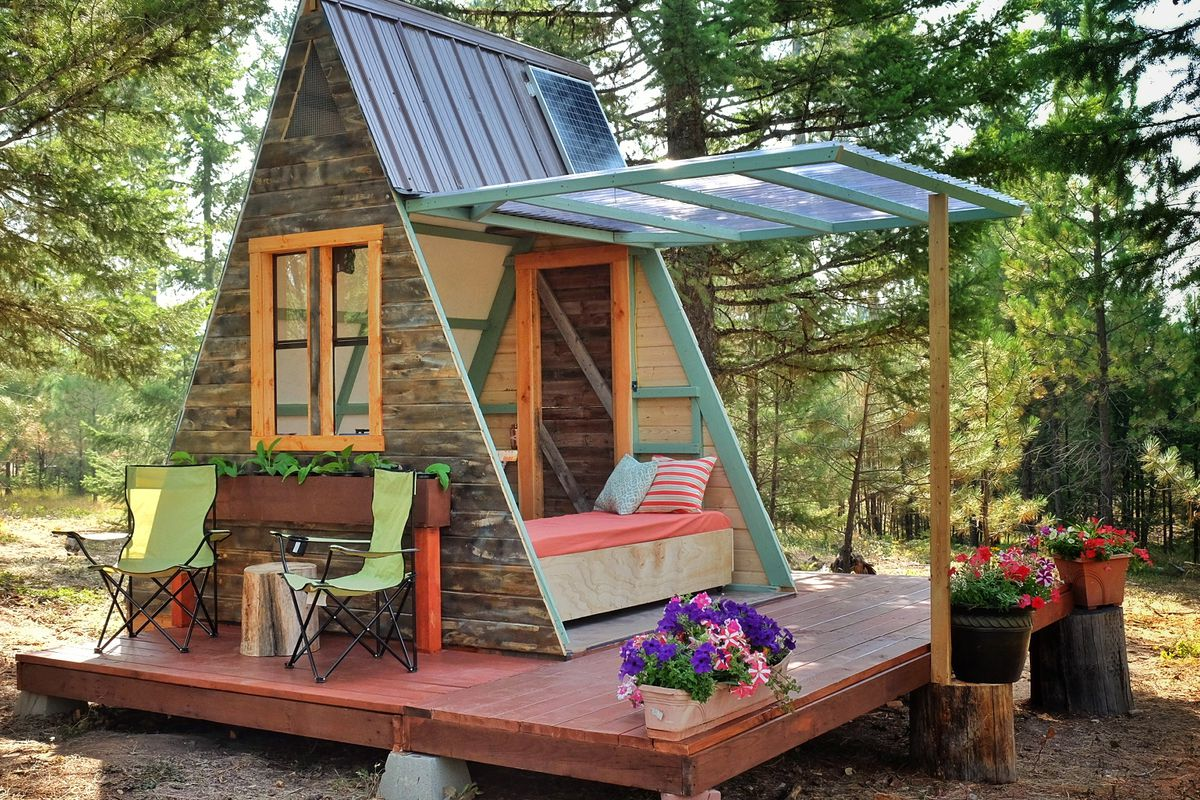 Cost To Build An A Frame House