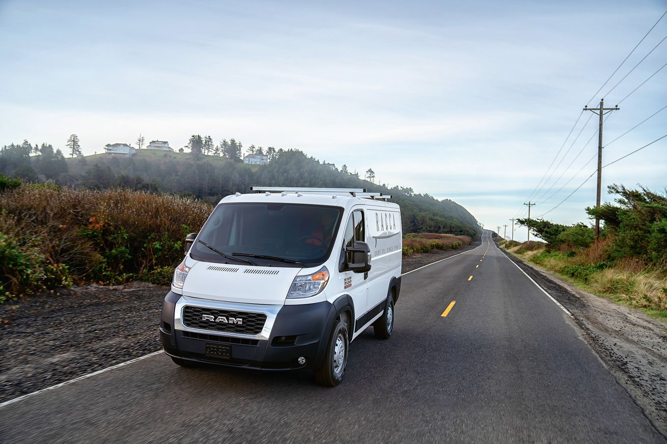 Waymo is designing a self-driving Ram delivery van with FCA
