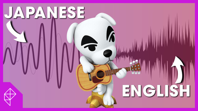 VoiceSynththumb.0 Animal Crossing's fake language sounds different in Japanese | Polygon