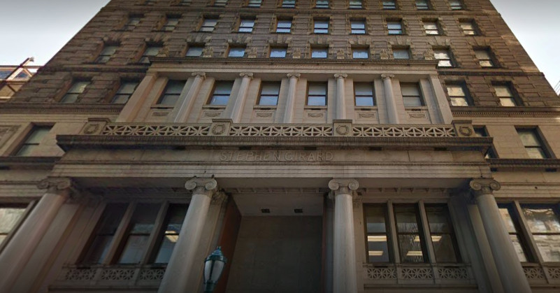 Historic Stephen Girard Building In Center City To Become