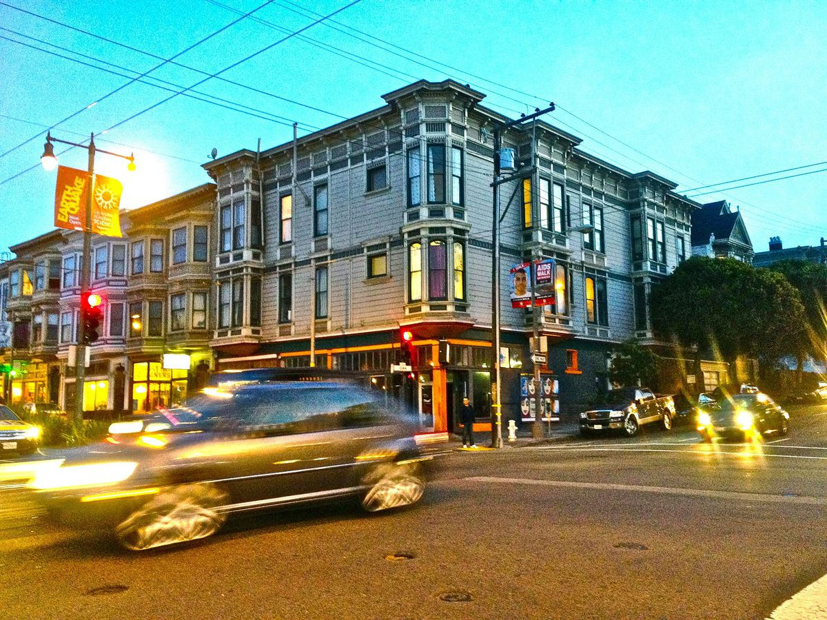 Eat And Drink Down Divisadero Street Eater SF
