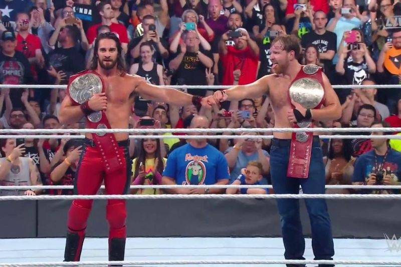 Image result for seth rollins and dean ambrose