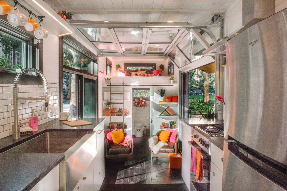 Dunkin Donuts Builds Tiny House Powered By Coffee Curbed