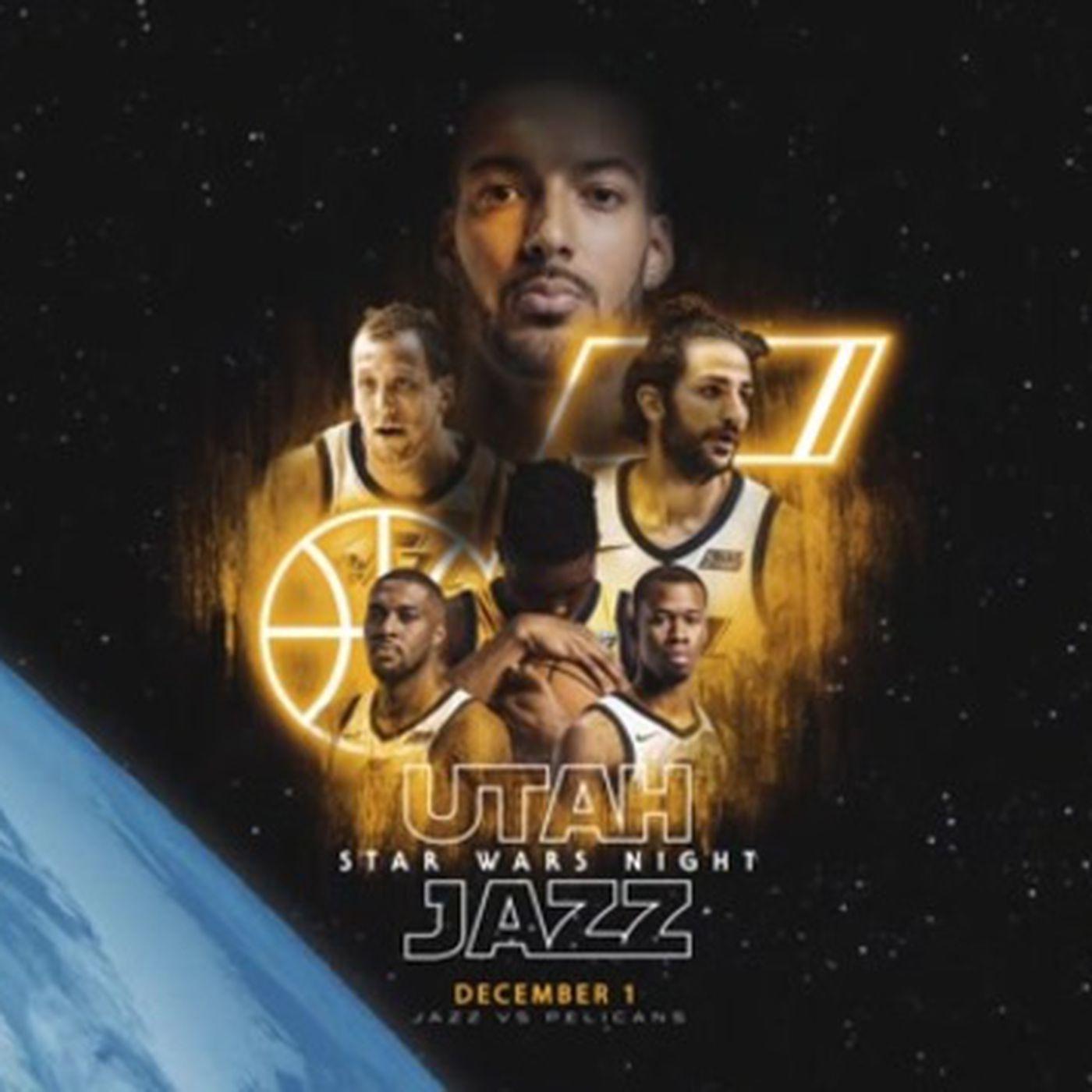 utah jazz were star wars characters