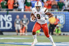 Miami Hurricanes 2020 Player Profile: Brevin Jordan - State of The U